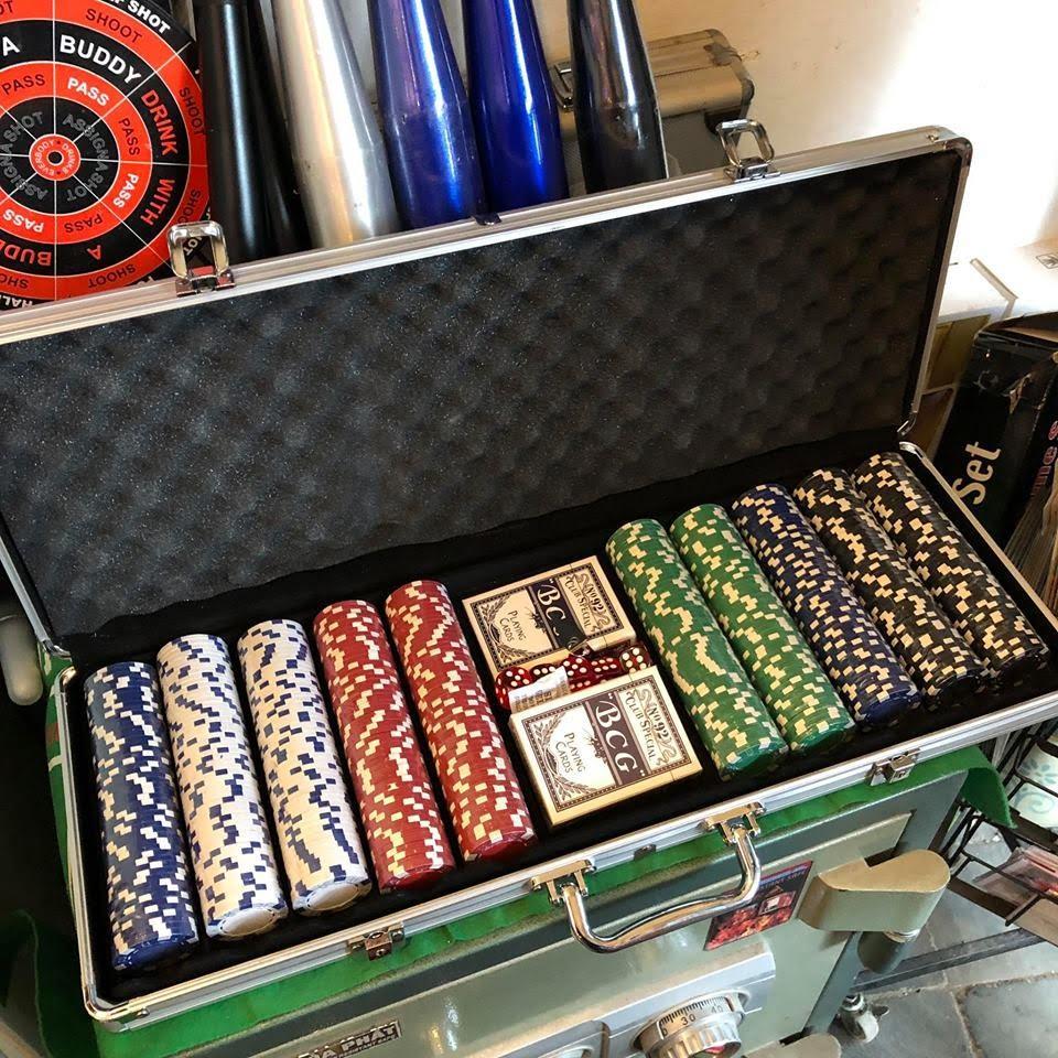Những bộ chip poker chất lượng