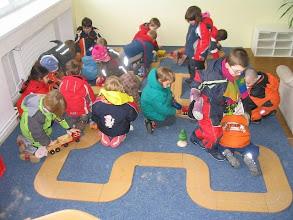 Photo: Navštívily nás děti z MŠ Ořechov