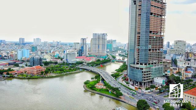 Cận cảnh con đường được mong chờ nhất trung tâm Sài Gòn sắp được mở rộng gấp ba 66