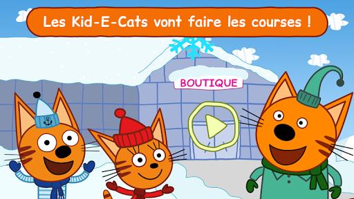 Kid-E-Cats Magasin: Mini Jeux Pour Enfants  code Triche 1