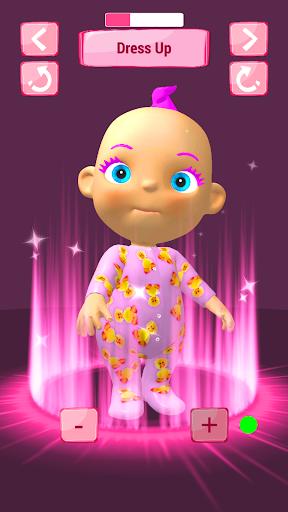 無料娱乐Appのベビーデザイナー:私の話す赤ちゃん|記事Game
