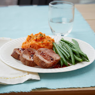 Chipotle-Honey-Glazed Pork Tenderloin
