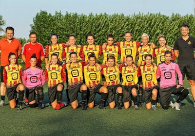 Ook de vrouwen van KV Mechelen promoveren naar eerste klasse