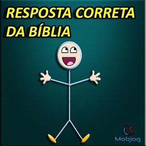 Resposta Correta da Bíblia for PC and MAC