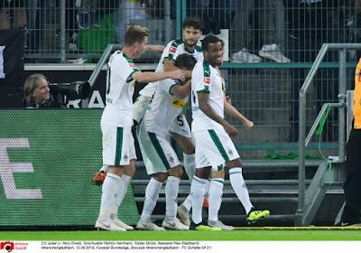 Overzicht Bundesliga: Gladbach doet een gouden zaak, Leipzig haalt de sloophamer boven