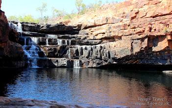 Photo: Bell Gorge, Kimberley, Western Australia