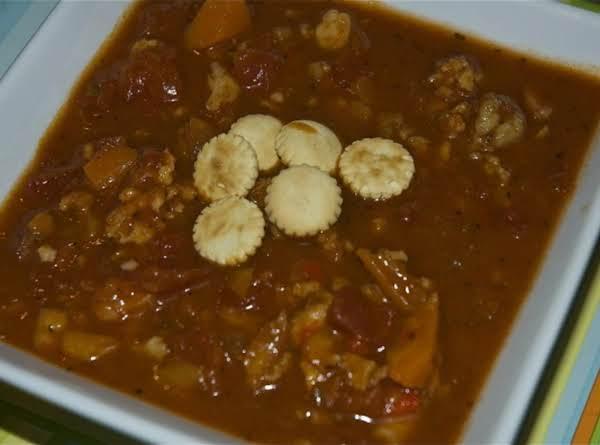 Florida Keys Chowder Recipe