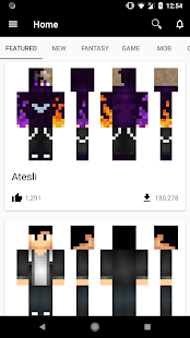 Skins for Minecraft PE Screenshot