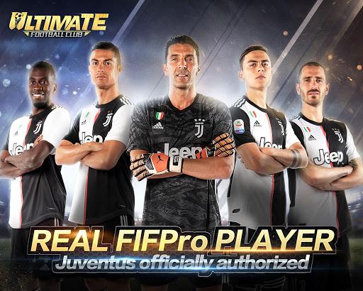 Ultimate Football Club 1.0.1651 screenshots 6