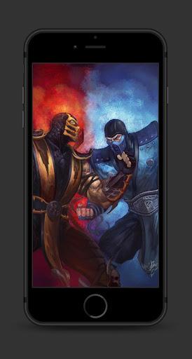 Mortal Wallpaper Kombat HD 1.0 screenshots 2