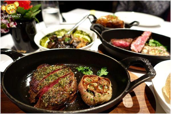 教父牛排Capstone Steakhouse - 好吃到叫父的教父級牛排