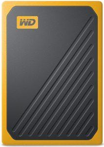 ổ cứng gắn ngoài SSD WD My Passport Go 500GB (WDBMCG5000AYT-WESN)