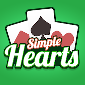 Simple Hearts - Classic Card Game