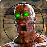 Zombie Killer Frontier: First Person Shooter Game Icon