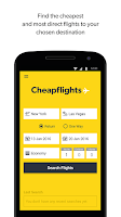 Screenshot of Cheapflights – Flight Search