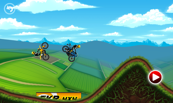 Zabava Kid Racing - Motocross APK screenshot thumbnail 5