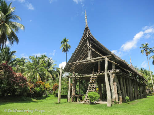Papua. New Guinea East Sepik River Clans Crocodile Traditions. Kanganamun House Tambaran