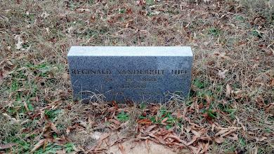 Photo: Reginald Vanderbilt HIll. Buried in Knox Cemetery