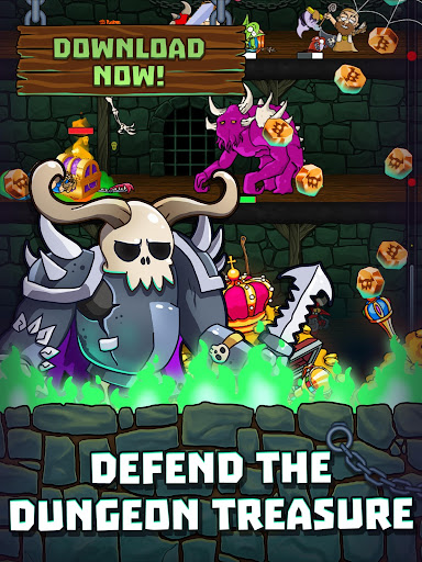 Idle Dungeon Heroes  screenshots 6