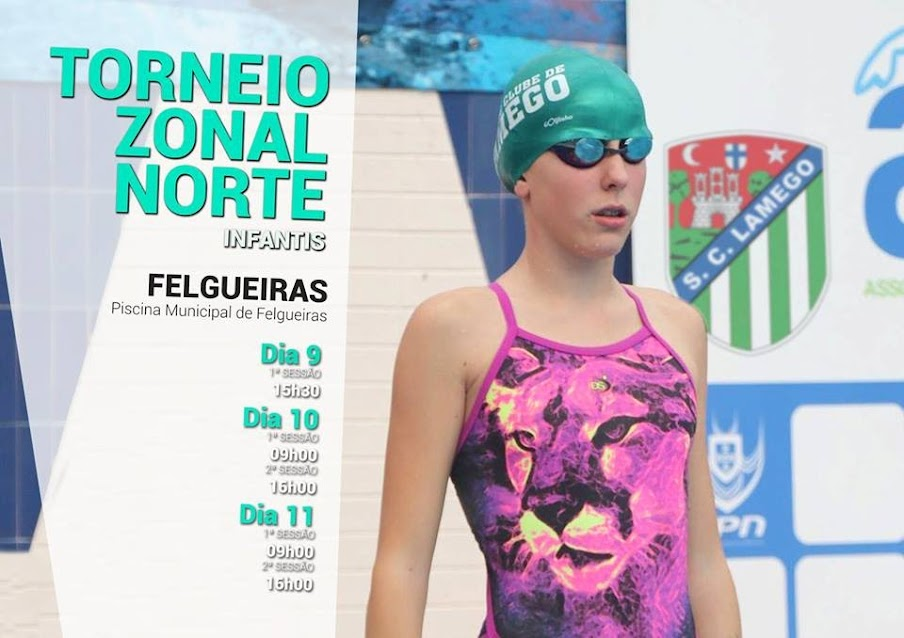 Sporting Clube de Lamego presente no Torneio Zonal Norte de Infantis - Felgueiras