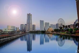 Photo: Early morning at Yokohama 5Dmk3 + 20mm