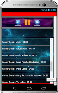Hits Song  YASSER DESAI - náhled