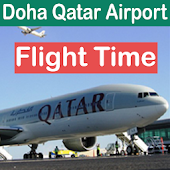 Doha Qatar Airport Flight Time