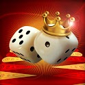 Backgammon King Online - Free Social Board Game icon