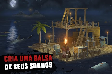 Raft Survival: Sobrevivencia na jangada Screenshot