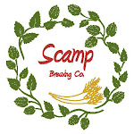 Logo for Scamp Brewing Co.