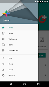 Urmun - Icon Pack screenshot 10