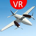 VR Flight: Airplane Pilot Simulator (Cardboard) icon