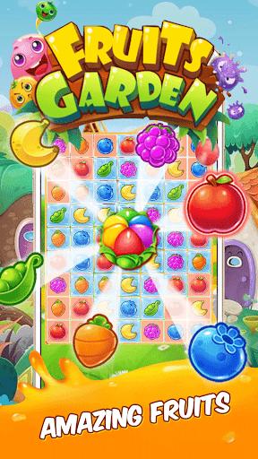 Fruits Garden: Match 3 Challenge 1.2 screenshots 2