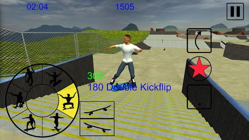 Skating Freestyle Extreme 3D  screenshots 1