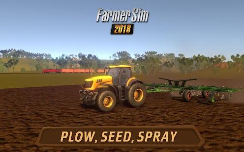 Farmer Sim 2018 (Mod Money)