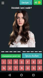 Sen Anlat Karadeniz Tahmin Oyunu Ekran Görüntüsü