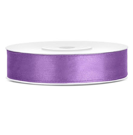 Satinband - Lavendel