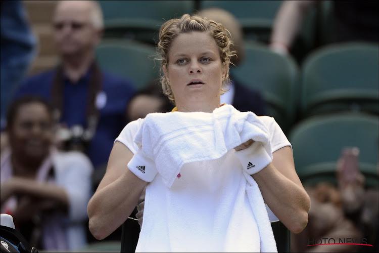 """Kim Clijsters nam logische keuze voor wedstrijden van afgelopen nacht, analiste onder de indruk: """"Beetje verbaasd"""""""