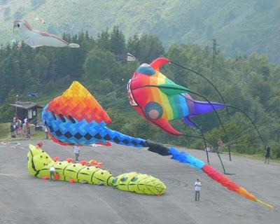 Festa internazionale  dell'aria di Albyfoto