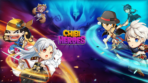 Chibi Heroes Screenshot
