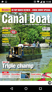 Canal Boat Magazine screenshot 0