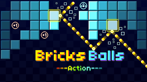 Bricks Balls Action - Bricks Breaker Puzzle Game apkmr screenshots 7