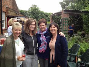 Photo: Carol, Kelly, Sandy and Debby
