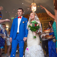 Wedding photographer Natalya Zarickaya (goodmood77). Photo of 04.05.2016