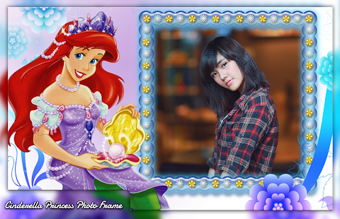Cinderella Princess Photo Frames Apps On Google Play