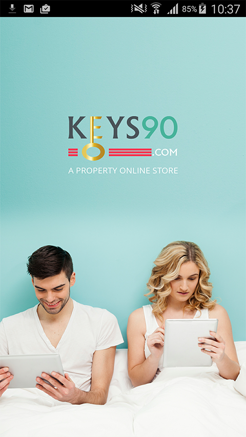 Keys90- screenshot