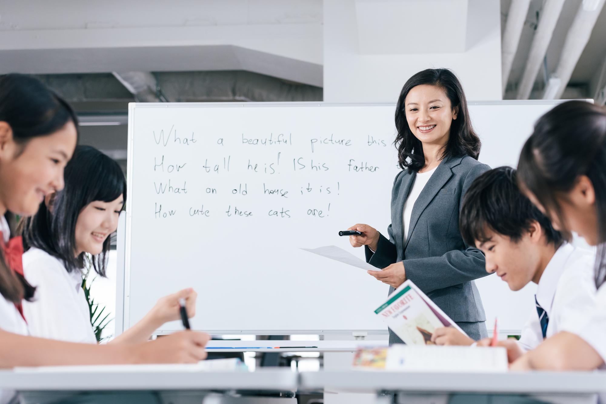 語学力は検定よりも実践力が大事