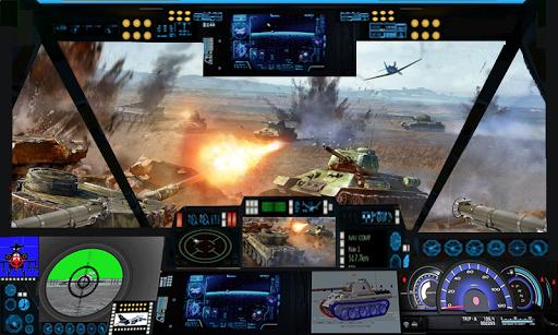 Tank Battles Fight 3D