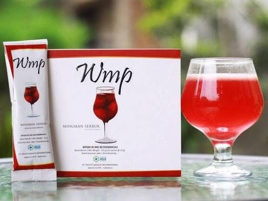 WMP Original HWI Asli Minuman Serbuk Pelangsing Alami original asli suplemen penurun berat badan