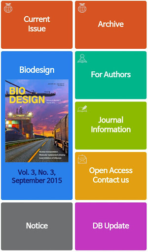 Biodesign Journal